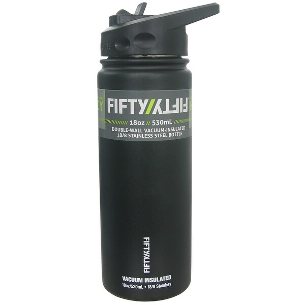 Shop Fifty Fifty 18oz Double Wall Vacuum Insulated Golf