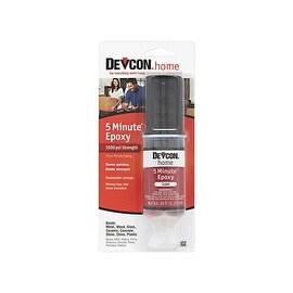Devcon 1Oz 5-Min Epoxy Syringe