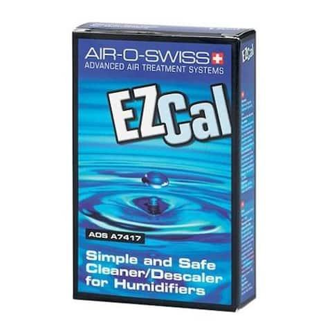 Air-O-Swiss AOS A7417 EZ-Cal Cleaner & Descaler, 3 Pack