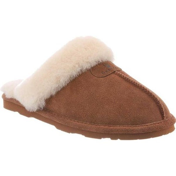 a87bfc2db82e Shop Bearpaw Women s Loki II Slipper Hickory - On Sale - Free ...