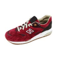 New Balance Men's 1600 Red Maroon Barbershop CM1600LT