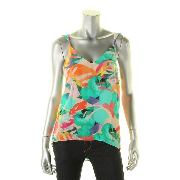 30155a6d Shop Amanda Uprichard Womens Blouse Silk Sleeveless - Free Shipping ...