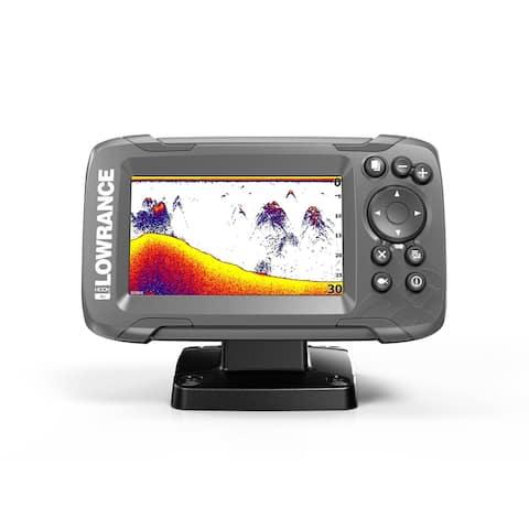 Lowrance 000-14014-001 HOOK2-4X 4 Display Fishfinder w/ GPS Plotter