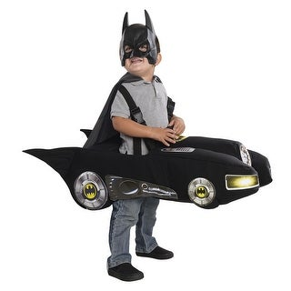 Toddler Batmobile Standard One Size Costume - 2t-4t