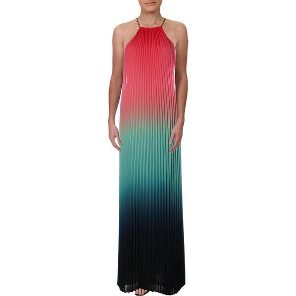 313f258341 Shop Trina Turk Womens Maxi Dress Chiffon Ombre - Free Shipping ...
