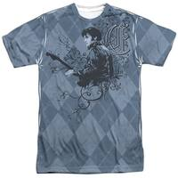 Elvis Elvigyle Mens Sublimation Polyester Shirt