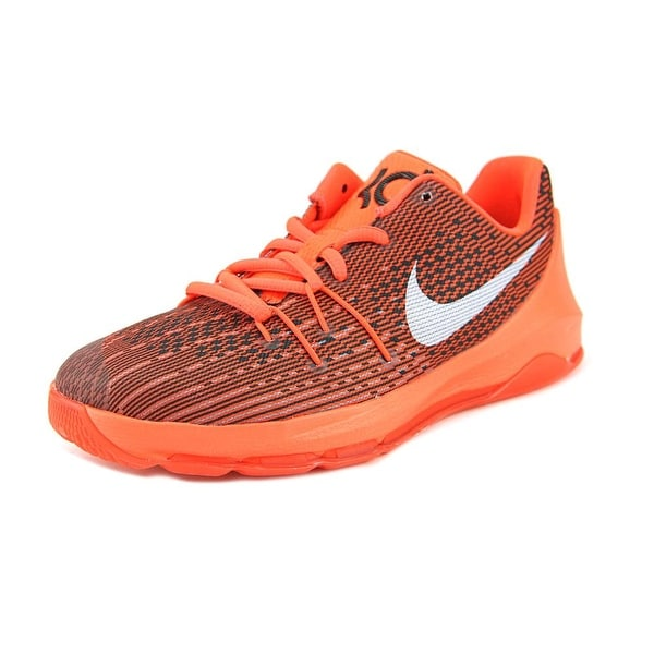 low priced 5933a b5664 Shop Nike KD 8 Youth Round Toe Synthetic Red Basketball Shoe ...