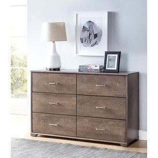 Carbon Loft Jorchid Contemporary 6-drawer Horizontal Dresser