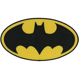 "DC Comics Patch-Batman Insignia 10.5""X6"""