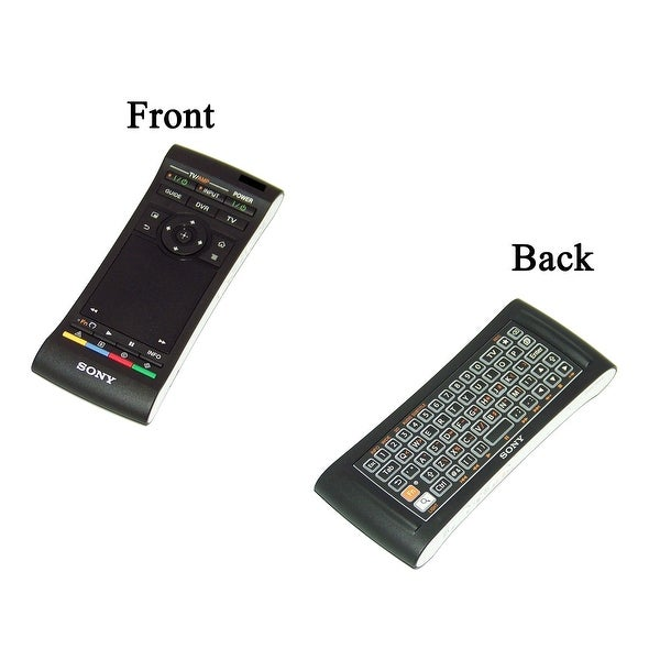OEM Sony Remote Control Originall Shipped With: NSZ-GS7, NSZGS7