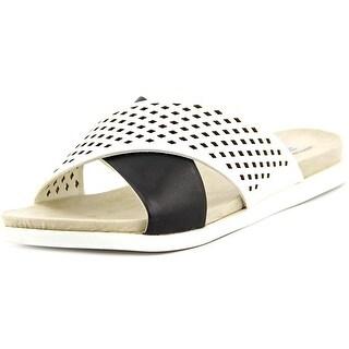 Esprit Susi Women Open Toe Leather Slides Sandal