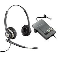 Plantronics Encore Pro HW720 with M22 Stereo Corded Headset