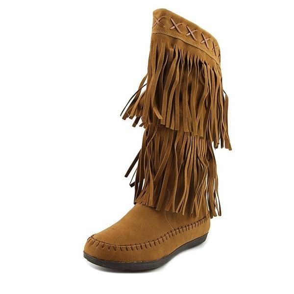 Rampage Capulet Women Chestnut Boots