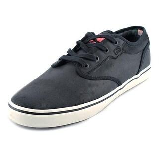 Globe Motley Round Toe Leather Skate Shoe