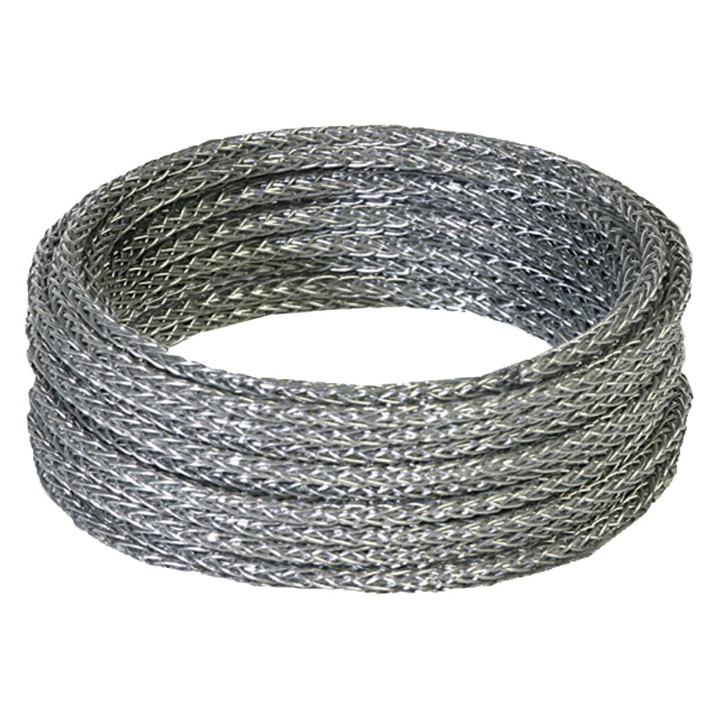 Hillman Fasteners 121110 Braided Picture Hanging Wire, 30 Lb, #3 x 25