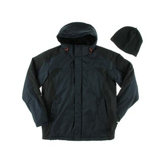 Hawke & Co. Mens Parka Water Resistant Thinsulate