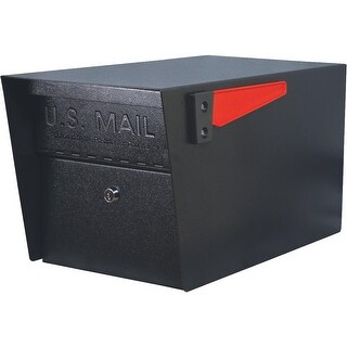 Mail Boss Blk Mail Manager Mailbox
