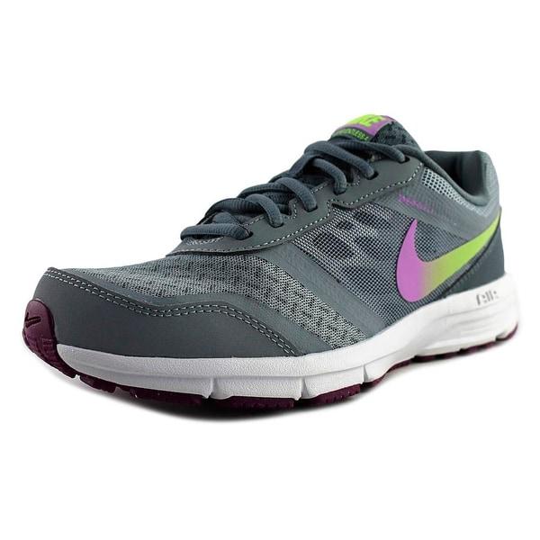 Nike Air Relentless 4 Womens Running Shoes Grey/Pink OT