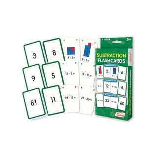 (3 Pk) Subtraction Flash Cards