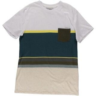 Billabong Mens Heathered Colorblock T-Shirt