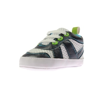 Luvable Friends Sneakers Mesh Inset Cotton - Small