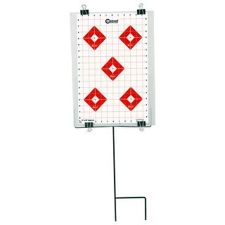 Caldwell 110005 caldwell 110005 ultra portable target stand w/ targets