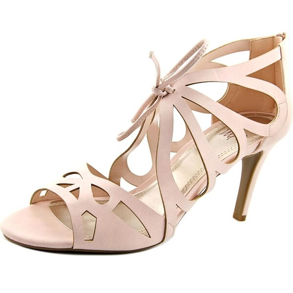 Impo Terice Women Open Toe Synthetic Nude Sandals