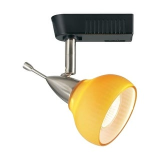PLC Lighting PLC TR92 Single Light Adjustable Track Light Head from the Aspen Collection