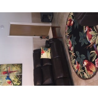 Safavieh Hand-hooked Chelsea Gianna Country Oriental Wool Rug
