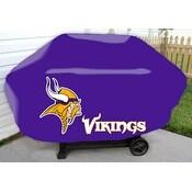 Minnesota Vikings Grill Cover Deluxe