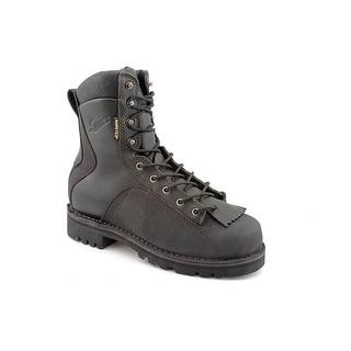 Danner Super Quarry Men 2E Steel Toe Leather Black Work Boot