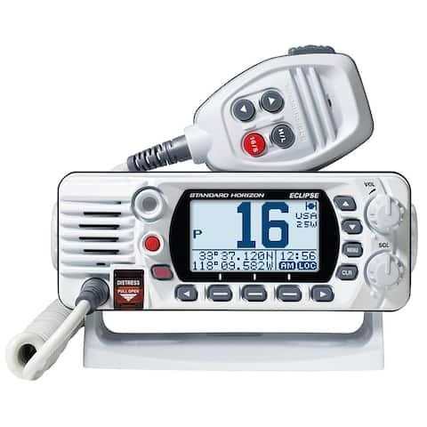 Standard Horizon GX1400 Fixed Mount VHF - White GX1400W Fixed Mount VHF