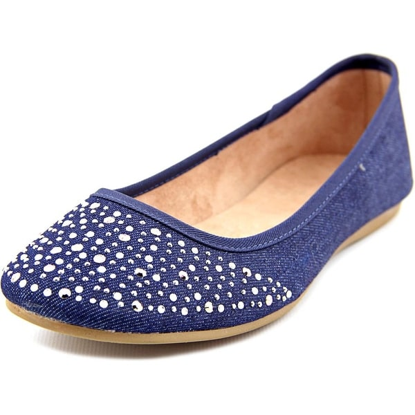 Style & Co Angel Round Toe Synthetic Flats