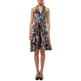 Guess Womens Sleeveless Mini Casual Dress - S
