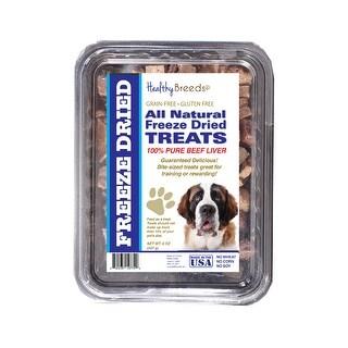 Healthy Breeds Saint Bernard Beef Freeze Dried Treats