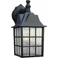 "Volume Lighting V8510 1 Light 12"" Height Outdoor Wall Sconce"
