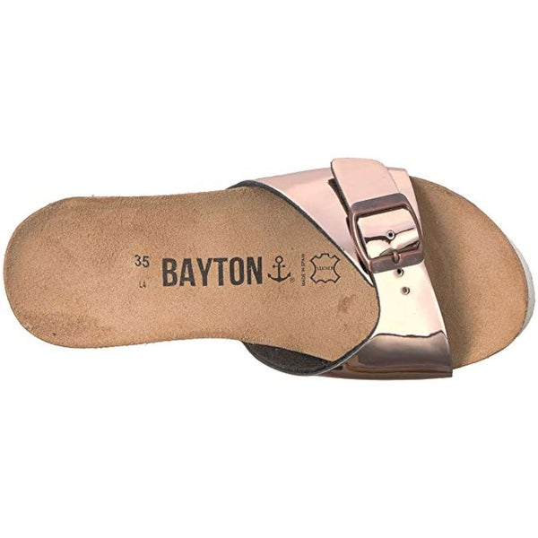 Shop Bayton Womens Luna Open Toe Casual