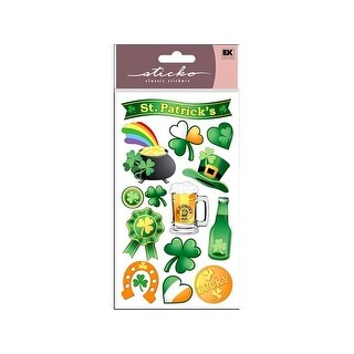 EK Sticko Sticker St Patrick's Day