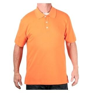 The Field Men's Pima Polo Shirt