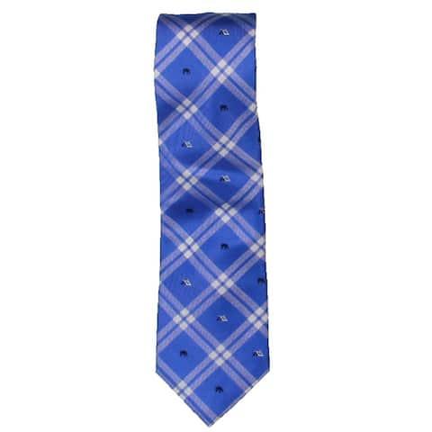 Tommy Hilfiger Mens Neck Tie Silk Professional - Blue - O/S