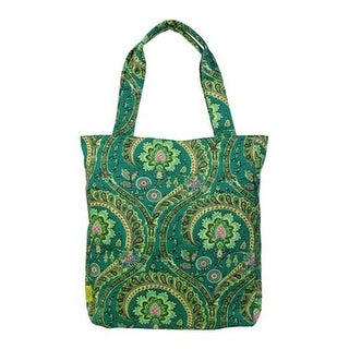 Amy Butler Women's Sarah Tote Feather Paisley Peacock - us women's one size (size none)