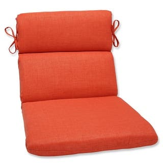 Orange Chair Cushions & Pads For Less | Overstock