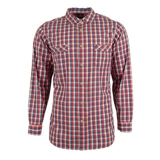 Cremieux Collection Men's Slim Fit Plaid Shirt