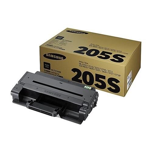 """Samsung MLT-D205S Black Toner Cartridge Toner Cartridge"""