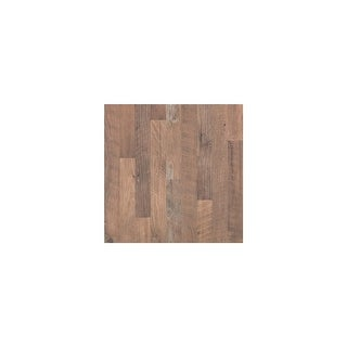 "Mohawk Industries BLC16-OAK  7-1/2"" Wide Laminate Plank Flooring - Textured Oak Appearance- Sold by Carton (17.17 SF/Carton)"