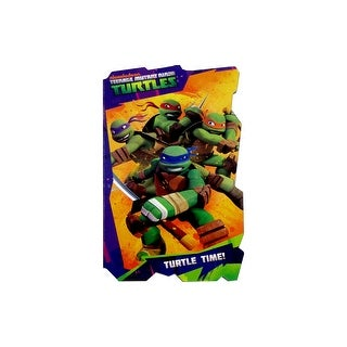 Bendon Board Bk Teenage MN Turtles