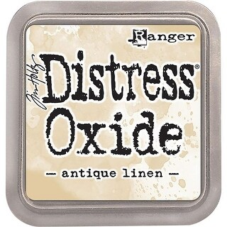 Ranger TDO-55792 Tim Holtz Distress Oxides Ink Pad - Antique Linen