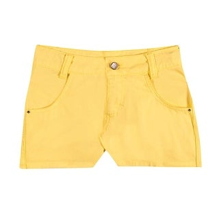 Girls Shorts with Pockets Kids Clothing Summer Bottoms 2-10 Years Pulla Bulla
