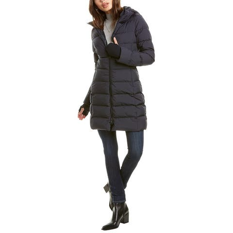 Herno Quilted Medium Down Jacket