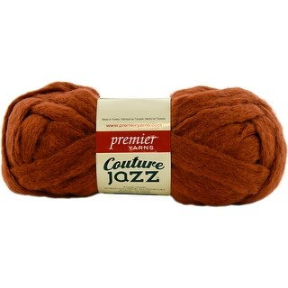 Couture Jazz Yarn-Rust - RUST